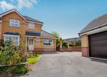 Thumbnail 3 bed detached house for sale in Charlton Hill Rise, Chapeltown, Sheffield