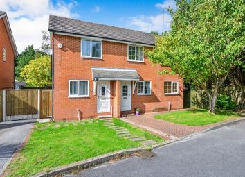 Thumbnail 2 bed semi-detached house for sale in Dunwoody Close, Mansfield, Nottingham, Notts