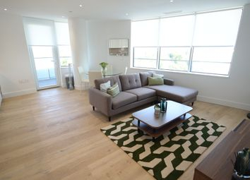 Thumbnail 2 bed flat to rent in 12 Lombard Road, London