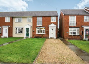 Thumbnail 3 bed town house for sale in Western Road, Asfordby, Melton Mowbray
