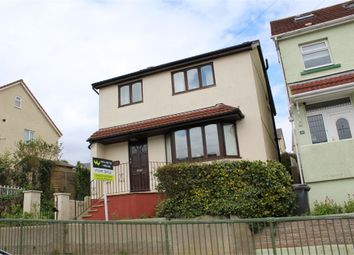 Thumbnail 4 bed detached house for sale in Horace Road, Torquay, Devon