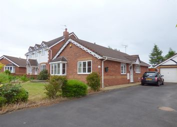 Thumbnail 3 bed bungalow for sale in Oak Road, Huyton, Liverpool