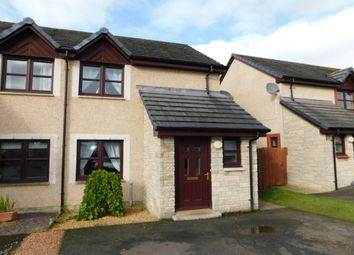 Thumbnail 2 bed semi-detached house for sale in Castledyke Way, Carstairs, Lanark