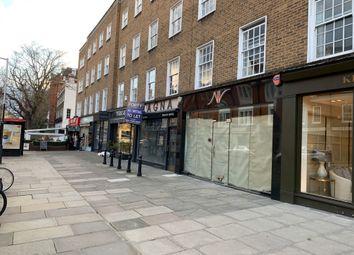Thumbnail Retail premises to let in Fulham Road, South Kensington