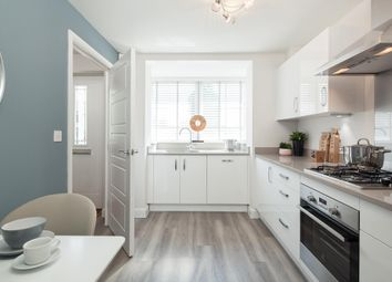 """Thumbnail 4 bed semi-detached house for sale in """"Woodbridge"""" at Marsh Lane, Harlow"""