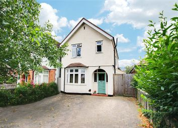 Thumbnail 3 bed detached house to rent in Crockford Park Road, Addlestone, Surrey
