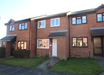 Thumbnail 2 bed terraced house for sale in Hessett Close, Stowmarket