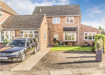 Thumbnail 4 bed link-detached house for sale in Ivel Close, Langford, Biggleswade