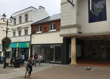 Thumbnail Retail premises to let in 37 Union Street, The Wellington Centre, Aldershot, Hampshire