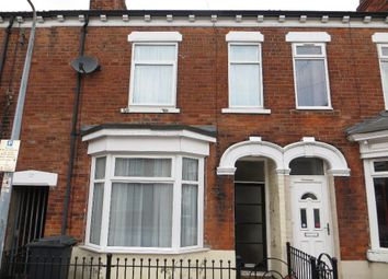 Thumbnail 3 bedroom terraced house for sale in Queensgate Street, Hull