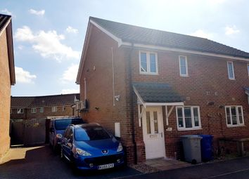 Thumbnail 3 bed semi-detached house for sale in Heath Court, Beck Row