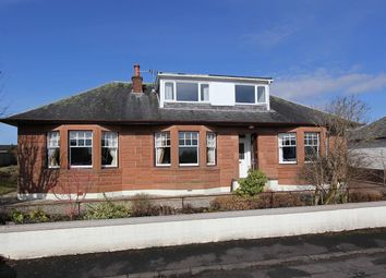 Thumbnail 4 bed detached bungalow for sale in Crosshill Avenue, Strathaven