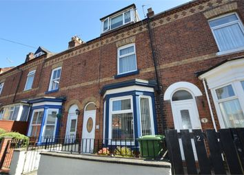 Thumbnail 4 bed terraced house for sale in Ireton Street, Scarborough, North Yorkshire