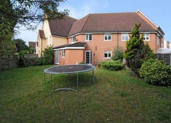 Thumbnail 3 bed terraced house to rent in Hartigan Place, Woodley, Reading