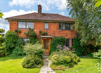 Hill Hoath Road, Chiddingstone, Edenbridge TN8. 3 bed detached house for sale
