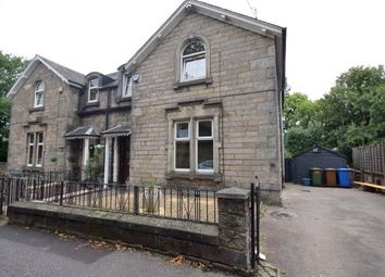 Thumbnail 4 bed semi-detached house for sale in Clackmannan Road, Alloa, Clackmannanshire