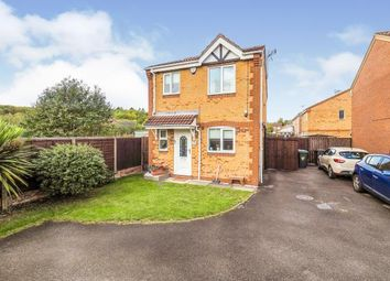Thumbnail 3 bed detached house for sale in Piper Close, Hucknall, Nottingham