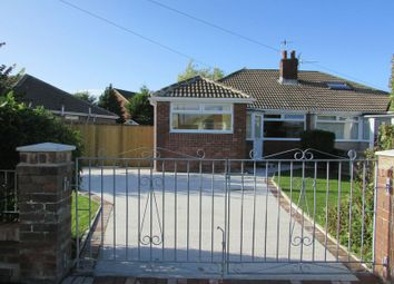 Thumbnail 2 bed semi-detached bungalow to rent in Wingate Avenue, Morecambe