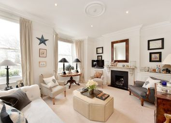 Thumbnail 3 bed flat to rent in Uverdale Road, Chelsea
