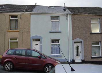 Thumbnail 3 bed terraced house for sale in Lynn Street, Swansea