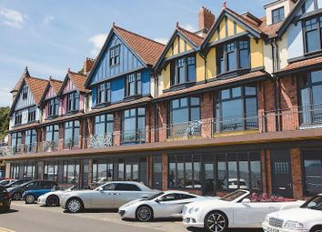 Thumbnail 2 bed flat for sale in The Esplanade, Penarth