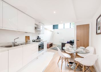 Thumbnail 1 bed duplex to rent in Durnsford Road, Wimbledon