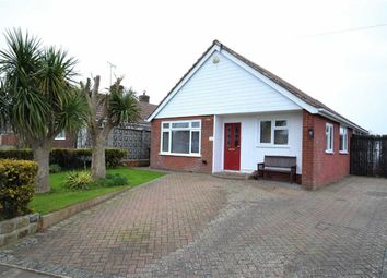 Thumbnail 4 bed detached bungalow for sale in Cuckfield Crescent, Worthing, West Sussex