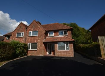 Thumbnail 3 bed property to rent in Kings Crescent, Lymington