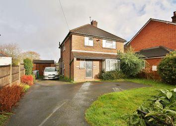 3 bed detached house for sale in Robin Hood Road, Knaphill, Woking GU21
