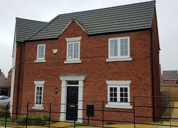 Thumbnail 3 bedroom semi-detached house for sale in St. Marys Way, Elmsthorpe, Leicester
