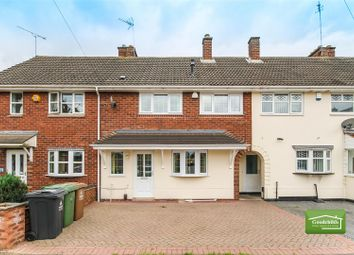Thumbnail 3 bedroom terraced house for sale in Cresswell Crescent, Bloxwich