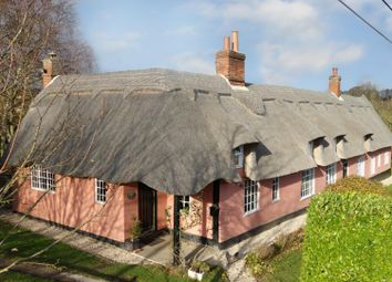 Thumbnail 6 bed cottage for sale in Twites Corner, Great Saxham, Bury St. Edmunds