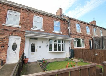 Thumbnail 3 bed terraced house for sale in Park View, Chester Le Street
