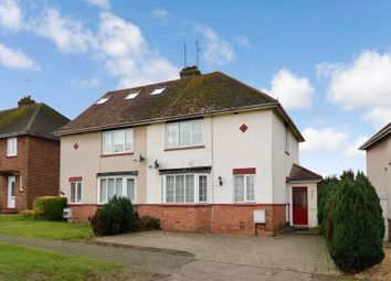 Thumbnail 3 bedroom semi-detached house for sale in Chestnut Crescent, Bletchley, Milton Keynes