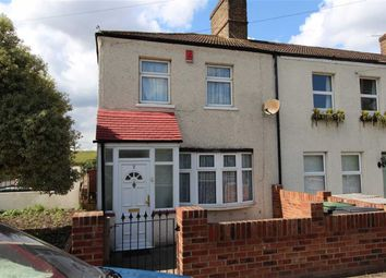 Thumbnail 3 bed end terrace house for sale in Albion Terrace, Sewardstone Road, London