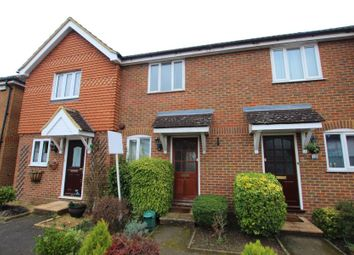 Thumbnail 2 bedroom terraced house to rent in Springfields Close, Chertsey