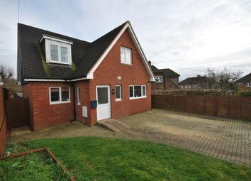 Thumbnail 3 bed detached house to rent in Byworth Road, Farnham, Surrey