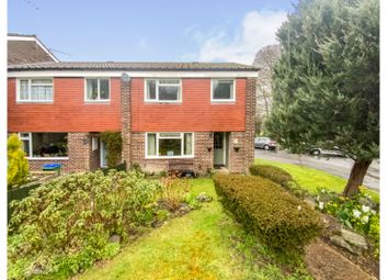 Hayward Road, Lewes BN7. 3 bed end terrace house for sale