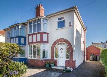 Thumbnail 3 bed semi-detached house for sale in Maitland Avenue, Thornton-Cleveleys