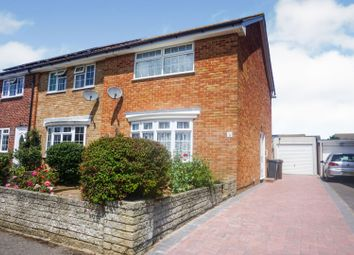 3 bed semi-detached house for sale in Spencer Drive, Lee-On-The-Solent PO13