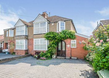 Thumbnail 3 bed semi-detached house for sale in New Winchelsea Road, Rye, East Sussex