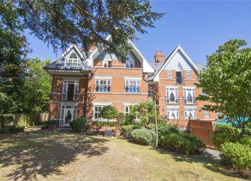 Thumbnail 2 bed flat for sale in Ellesmere Road, Weybridge, Surrey