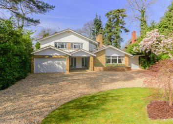 Thumbnail 4 bed detached house for sale in Deadhearn Lane, Chalfont St. Giles