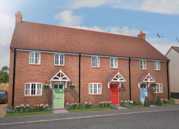 Thumbnail 3 bed end terrace house for sale in Harvest Hill, Charminster, Dorchester