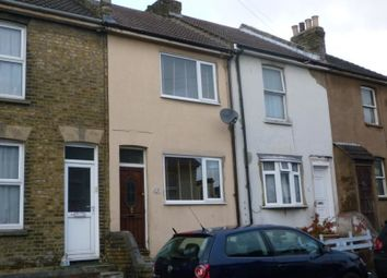 Thumbnail 2 bed property to rent in Collis Street, Strood, Rochester