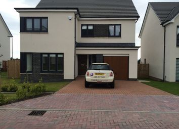 Thumbnail 4 bedroom detached house to rent in Morgan Wynd, Bearsden, Glasgow