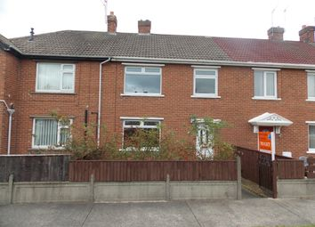 Thumbnail 3 bed terraced house to rent in Hambledon Avenue, Chester Le Street