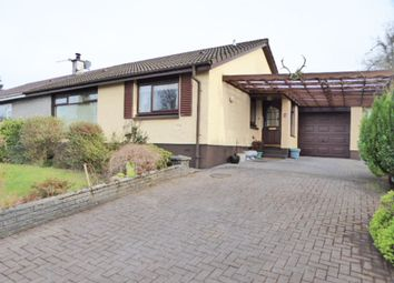 Thumbnail 3 bed semi-detached house for sale in 14, Renfrew Place, Lochview Estate, Fort William