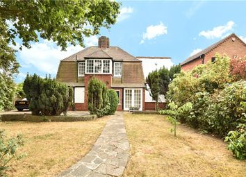 Thumbnail 3 bed detached house for sale in Sweetcroft Lane, Hillingdon, Middx