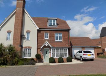 Thumbnail 3 bed semi-detached house for sale in Solent Crescent, Hailsham